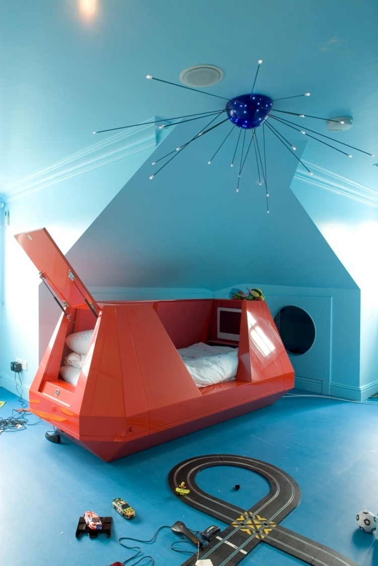 Kids beds with storage underneath - Kids Beds